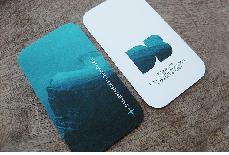 Dan Barham Photography - Business Cards
